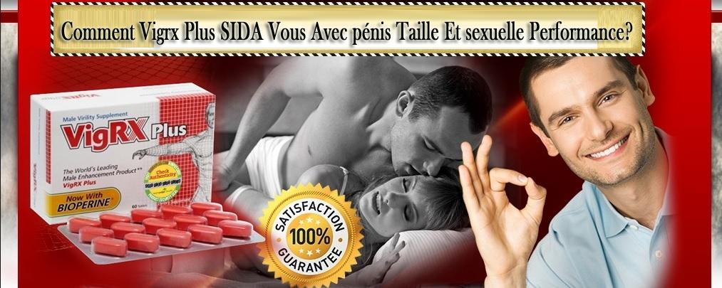 Comment Vigrx Plus SIDA Vous Avec pénis Taille Et sexuelle Performance?
