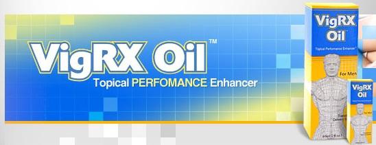VigRX Oil La revue