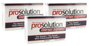 ProSolution Plus La revue- Pilule masculine d'amélioration pour guérir l'éjaculation prématurée