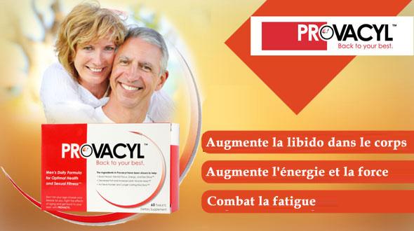 Provacyl Examen - augmenter naturellement HGH et niveau de testostérone