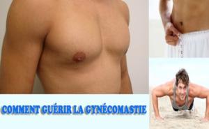Cure Gynécomastie - Comment se débarrasser d'une poitrine élargie