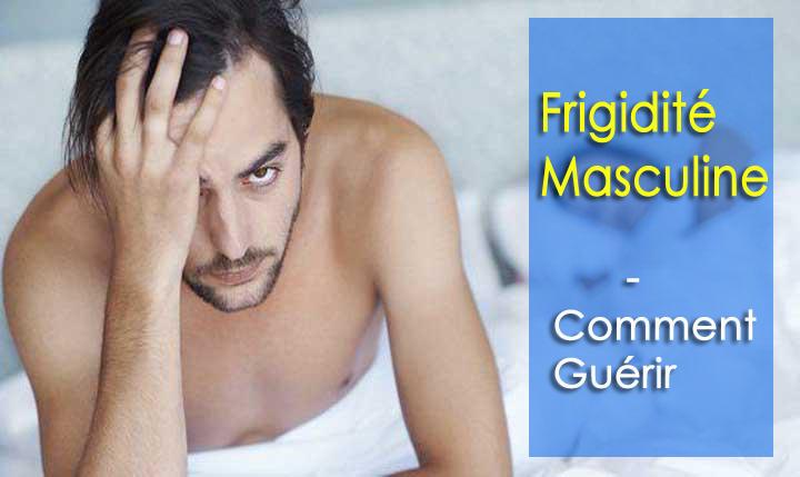 Frigidité masculine - À propos, Causes et meilleurs remèdes pour surmonter la condition