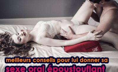 12 conseils de sexe oral pour les femmes