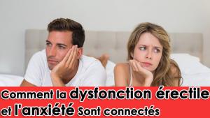Comment la dysfonction érectile et l'anxiété Sont connectés? [Un guide complet]