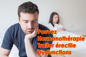 Pouvez Hormonothérapie Traiter érectile Dysfunctions- La vérité révèle