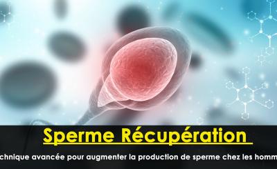 Sperme Récupération
